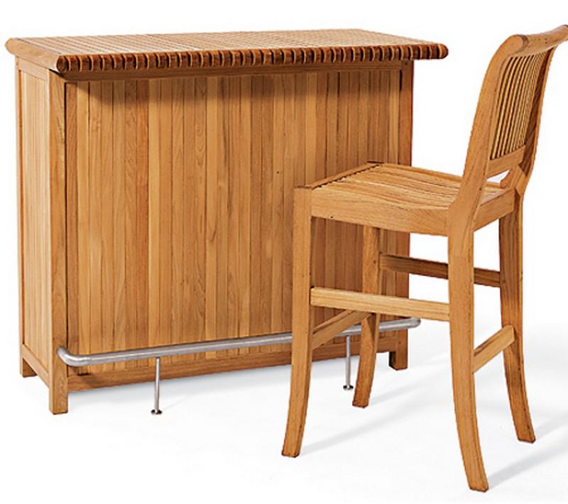 Giva 3 Piece Bar Set   Bar Cabinet With 2 Bar Armless Chairs
